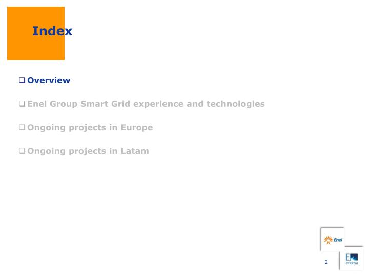 Smart grids enel group smart grid solutions for energy efficiency