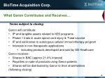 biotime acquisition corp