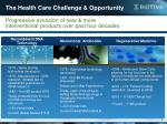 the health care challenge opportunity1