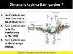 dimana lokasinya rain garden