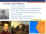 cortes and pizarro