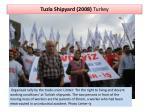 tuzla shipyard 2008 turkey