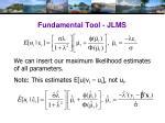 fundamental tool jlms