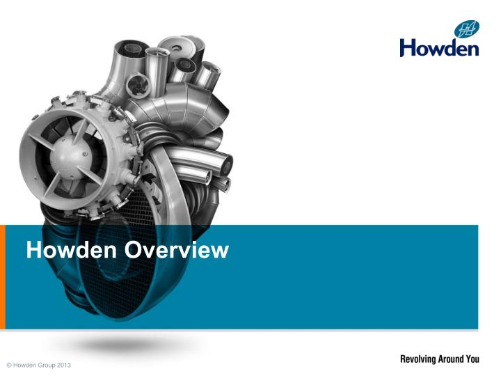 howden overview n.