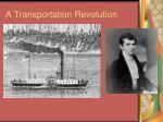 a transportation revolution
