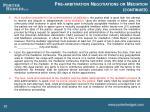 pre arbitration negotiations or mediation continued4