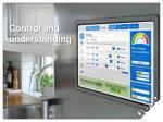 control and understanding