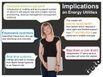 implications on energy utilities