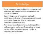 task design1