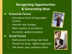 recognizing opportunities generating ideas2