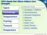 ceo s speak out silicon valley s core strengths3