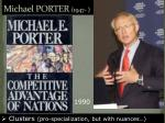michael porter 1947