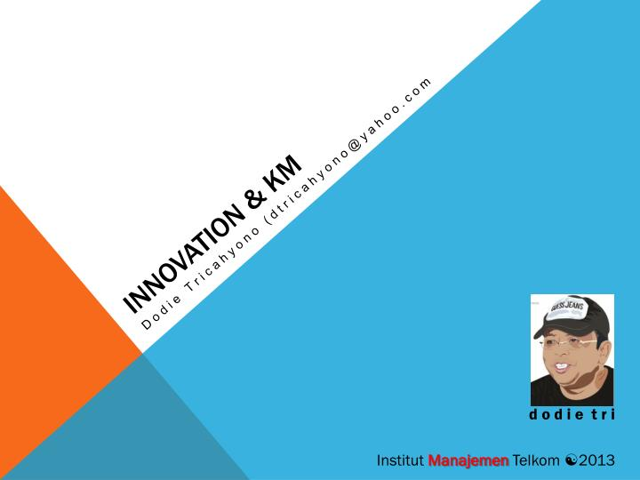 innovation km n.