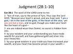 judgment 28 1 10
