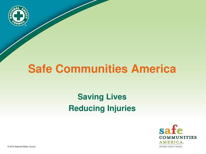 safe communities america n.