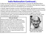 india nationalism continued1