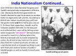 india nationalism continued2