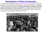 revolution in china continued3