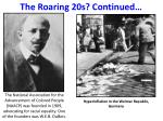 the roaring 20s continued1
