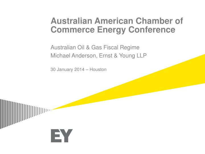 australian american chamber of commerce energy conference n.
