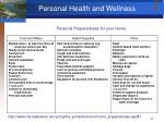 personal health and wellness3