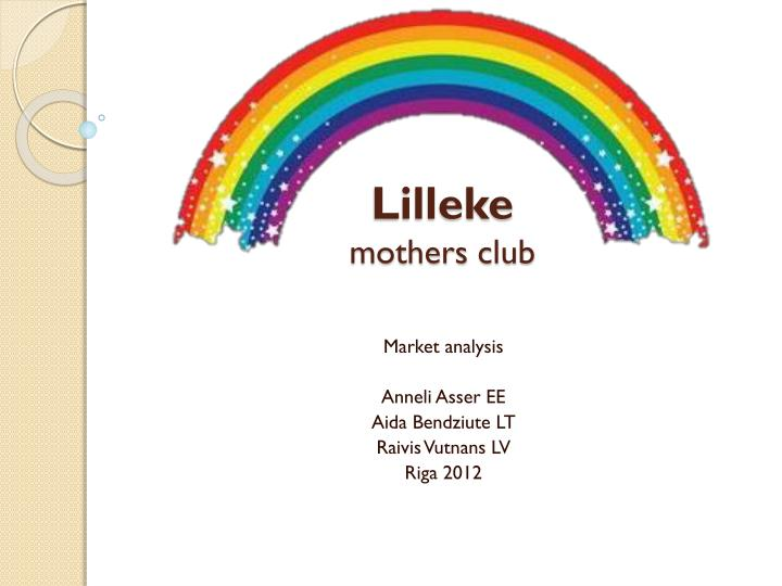 lilleke mothers club n.