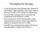 the battle for the bay