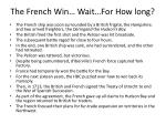 the french win wait for how long