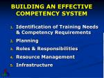 building an effective competency system2