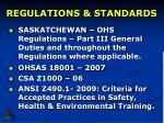 regulations standards1
