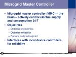 microgrid master controller