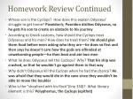 homework review continued1