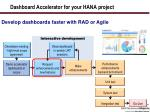 dashboard accelerator for your hana project2