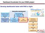 dashboard accelerator for your hana project3