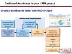 dashboard accelerator for your hana project4