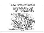 government structure