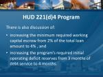 hud 221 d 4 program3