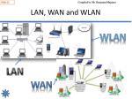 lan wan and wlan