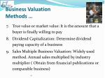 business valuation methods3