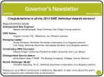 governor s newsletter fall 2013 sonora region2