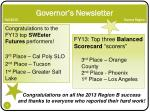 governor s newsletter fall 2013 sonora region3
