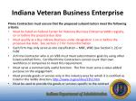 indiana veteran business enterprise1