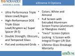 extreme x options