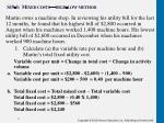 s19 3 mixed costs high low method