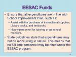eesac funds1
