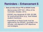 reminders enhancement1