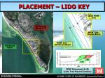 placement lido key