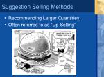 suggestion selling methods1