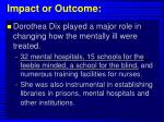 impact or outcome2