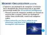 memory organization cont d2